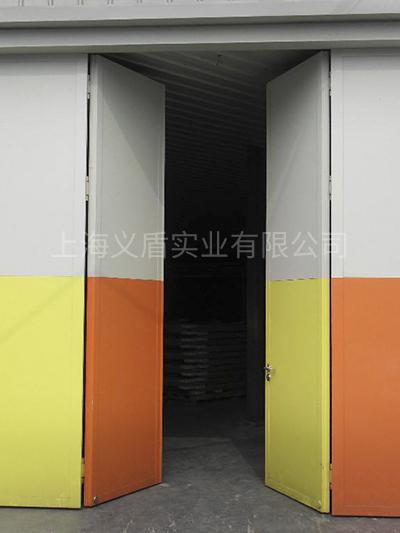 厂房钢大门