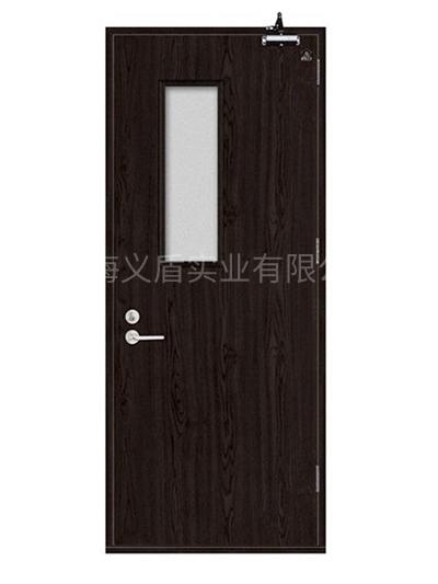 木质免漆单开门
